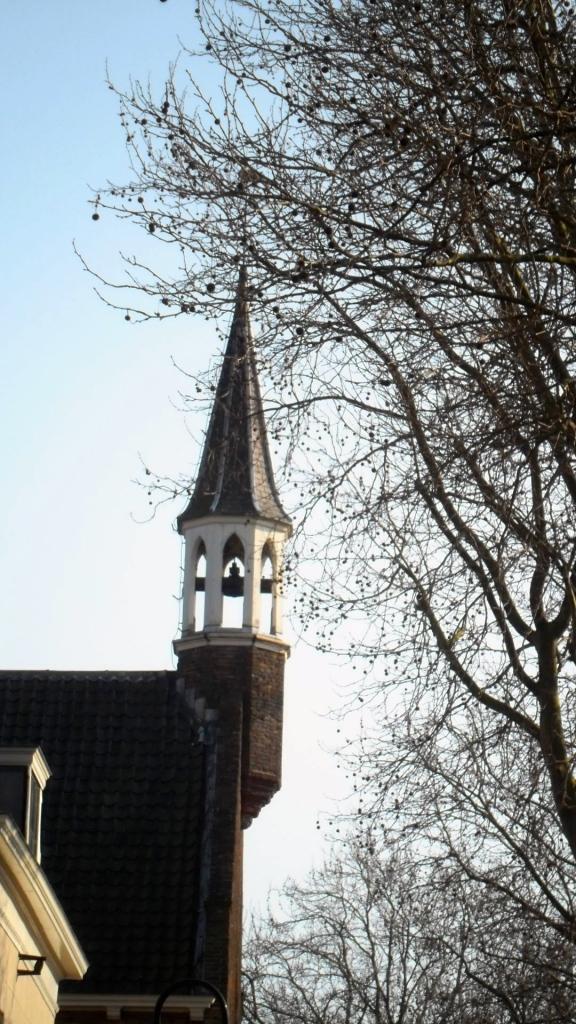 torentje van zakkedragerskerk, Gouda