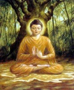siddharta-gautama, mediteren,Boeddha, verlichting, Boeddhisme