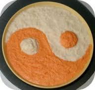 MAKROBIOTIEK, gezond eten, yin yang, eten