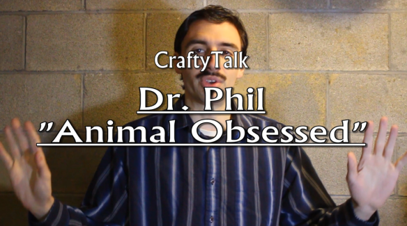 DR phil animal obsessed
