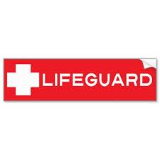 zwemmen, stoel van badmeester, badmeester, lifeguard, reddend zwemmen