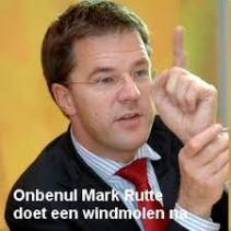 Marc Rutte, rare kop
