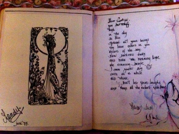 poezie. poëziealbumversjes, poëziealbum, poëzieplaatjes, gedichtjes, in poëziealbum
