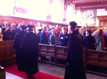 academiegebouw, Leiden , universiteit, professor, leerstoel bekleden, inauguratie