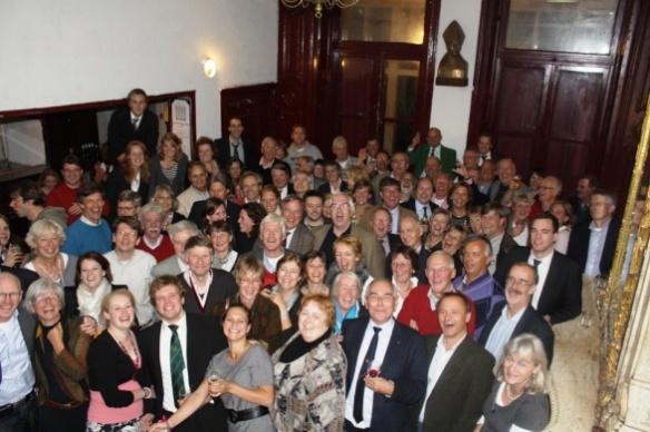 studentenvereniging Augustinus, Leiden, Rapenburg, studenten, feest, verenigingsleven
