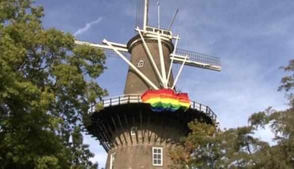 Molen de Valk, Leiden,