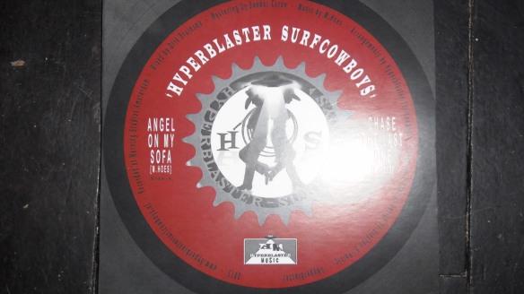 Optreden Hyperblaster Surfcowboys, Burgerweeshuis, Deventer,