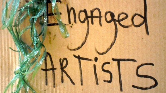 engaged artist, Boeddhist art, Boeddhistische kunst, Plumvillage, 2014, workshop