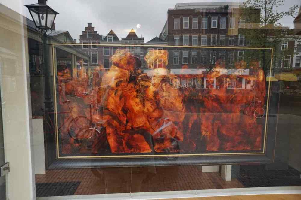 galerie Frederiek van der Vlist, Willem van Scheijndel, schilderijen,