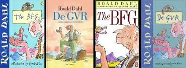GVR,GROTE VRIENDELIJK REUS, Roald Dahl, -dahl-2