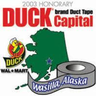 tape logo, Duck Tape, Duct Tape, plakband, sterk klevend,