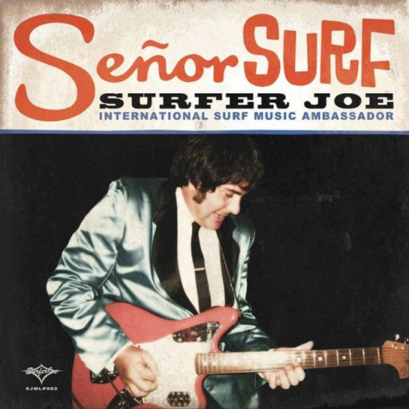 SENOR SURF, SURFER JOE, SURFROCK, ITALIE