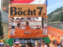 hollanders op Alpe d\Huez, Hollandse bocht, Tour de France, bocht 7