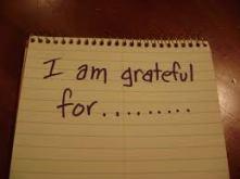 BE GRATEFUL, DANKBAAR, THANKS
