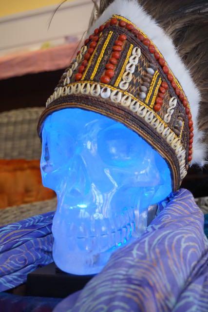 Synergy, cristal skull, Lemuria, Sherry Whitfield,