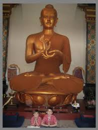 Great Stupa of Dharmakaya. De laatste rustplaats van Chögyam Trungpa .