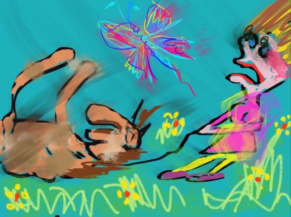 © Toverheks.com, trekken aan een dood paard, onbegonnen werk