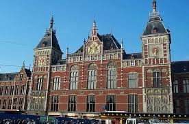 Centraal station amsterdam cuypers