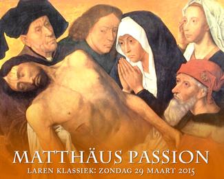 matthaus passion, johann sebastian bach