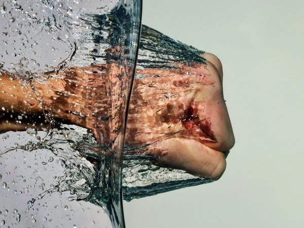 vuist-water