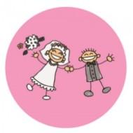 bruidspaar, huwelijk, trouwen getting married, just married, liefde, verliefd, verloofd , getrouwd, echtpaar,